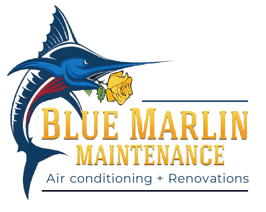 Blue Marlin Maintenance logo